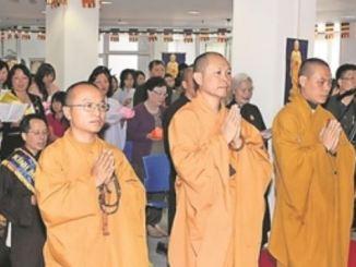 Vietnamesische buddhistische Gemeinde in Dresden Foto: PR