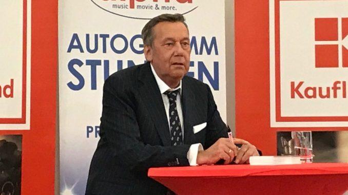 Roland Kaiser im ElbePark Dresden
