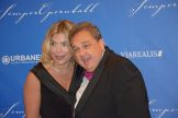 Komiker Oliver Kalkofe und Frau.