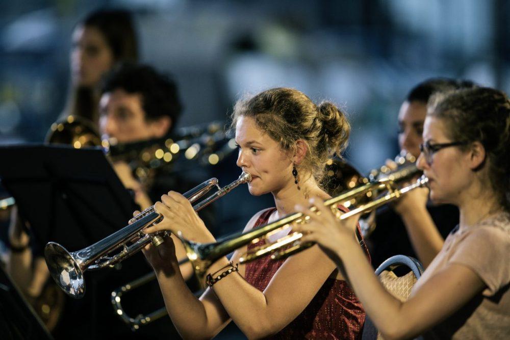 Wassermusik bei Moritzburg Festival