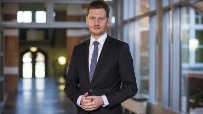 Michael Kretschmer ist Schirmherr des 23. Deutschen Präventionstages. (Foto: Pawel Sosnowski)