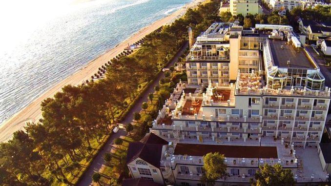 Das gelbe vom Ei bietet auch das Rugard Thermal Strandhotel mit seinen besonderen Osterangeboten. (Foto: PR)
