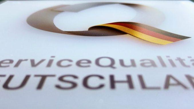 Die Dresdner Bäder GmbH wurde von der ServiceQualität Deutschland ausgezeichnet. (Foto: PR)