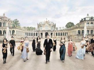 Auf dem Weg in eine rosige Zukunft: Das Dresdner Residenz Orchester. Foto: Monika Lawrenz / PR