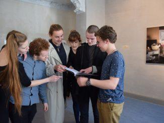 Von links: Tabea, Conrad, Max, Elli, Justin und Simon.