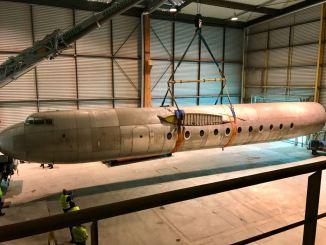 Die 152 - einst der Stolz der DDR-Luftfahrtindustrie. Foto: Ronald Bonß
