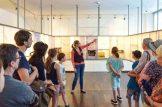 Am 22. Mai feierte das Uhrenmuseum in Glashütte Geburtstag und veranstaltete unter anderem Familienführungen. (Foto: Holm Helis)