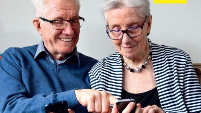 Das Seniorentelefon der Stadt ist seit einem Jahr eine tolle Anlaufstelle. Foto: Landeshauptstadt Dresden