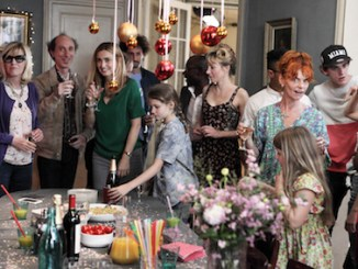 So wird jeder Alltag zum Fest: Großfamilien sind zwar altmodisch, aber Patchworkfamilien liegen voll im Trend. © Neue Visionen Filmverleih
