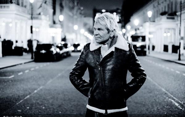 "Matthias Reim geht mit neuem Album ""Meteor"" auf Tour! Foto: PR"