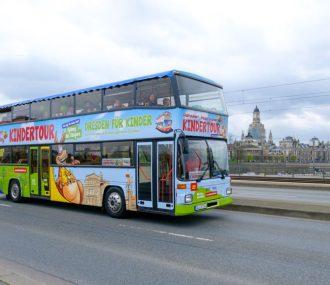 Stadtrundfahrt_Schultütentour mit Sydney Bus miT Frauenkirche