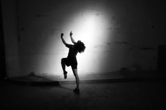 """Im Dezember vergangenen Jahres gab es bereits ein Special des regionalen Tanzensembles """"Linie 08""""."""