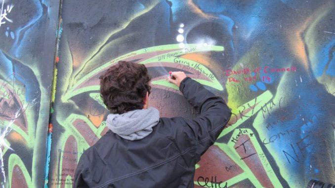 Graffity: Für den einen ein Ärgernis, für den anderen Kunst. Foto: Pixabay