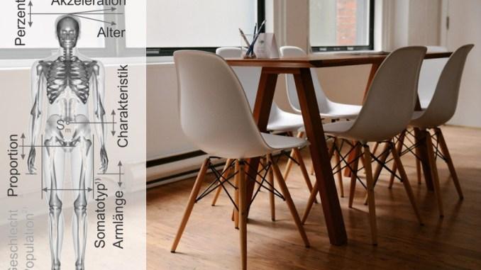 Im Prüflabor werden Möbel intensiv untersucht. Foto: PR