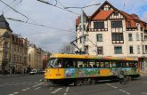 Lottchen ist unterwegs durch viele Stadtteile, auch bis nach Trachau führt ihre Tour. Foto: DVB AG