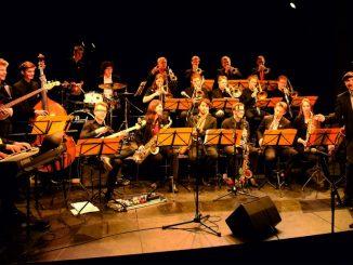 Die Dresden Bigband eröffnet den neuen Spielplan des Breschke & Schuch Kabaretts