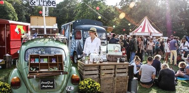 Das Street Food Festival kommt mit viel Sonne und leckeren Gerichten aus aller Welt nach Dresden!