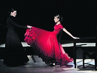 """Das Tanztheater """"Bernarda Albas Haus"""" eröffnet die Veranstaltungsreihe am 25. Oktober. Foto: PR"""