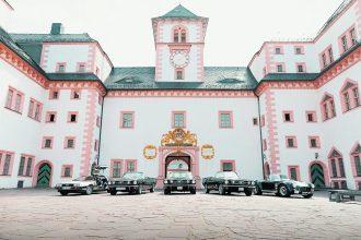 Schloss Augustusburg - das ehemalige Jagd- und Lustschloss vom sächsischen Kurfürsten August hoch oben über dem Zschopautal. (Foto: Archiv)