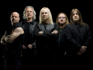 Uriah Heep rocken am 14. November Dresden.