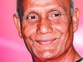 Komponist Sri Chinmoy (†) Foto: PR