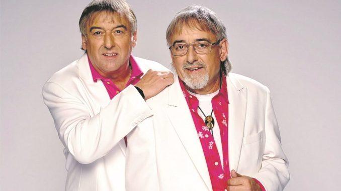 Bernd Ulrich und Karl-Heinz Ulrich sind die Amigos.