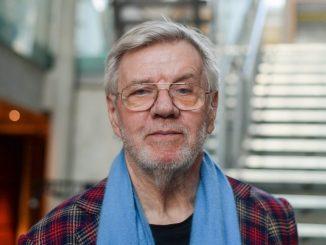 Der dänische Schauspieler und Regisseur Morten Grunwald. (Foto: Jens Kalaene/dpa)