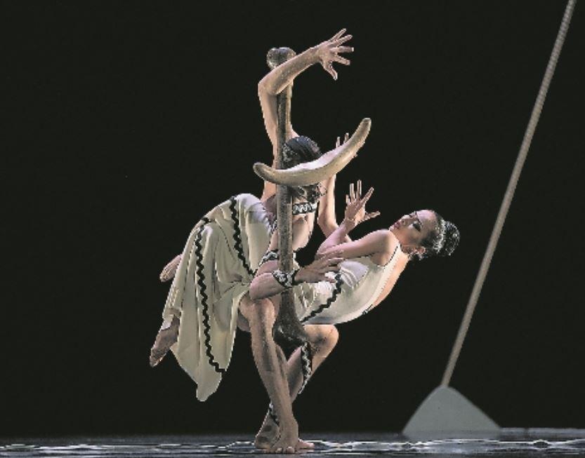 Im Labyrinth der Gefühle - Dresdner Semperoper zeigt assoziatives Ballett