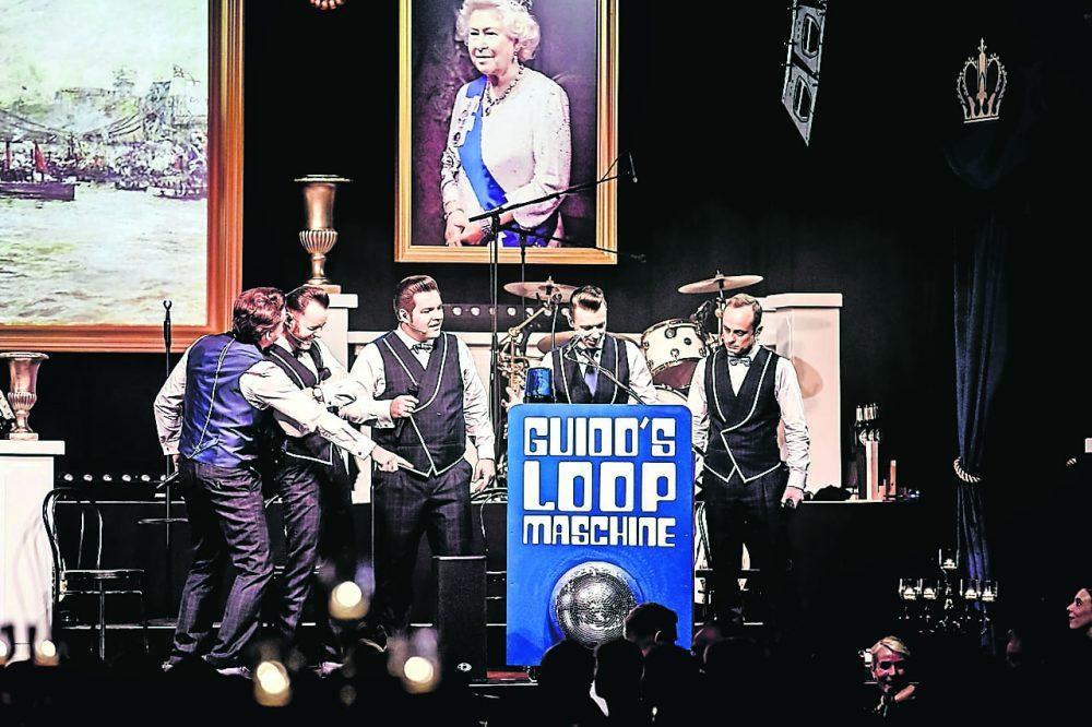 """Jetzt Tickets sichern: Die Etikette der """"Mafia Mia"""""""