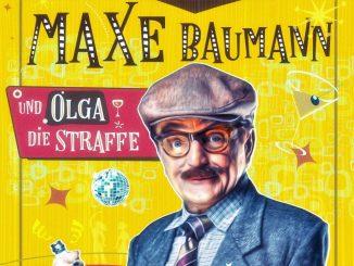 Der rüstige Rentner Maxe Baumann im Einsatz im Boulevard Theater Dresden. (Foto: PR)