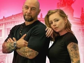 Auf der Tattoo & Lifestyle Convention dabei sind auch Tätowierer Daniel Krause und Berlin Tag und Nacht Star Denise Duck.