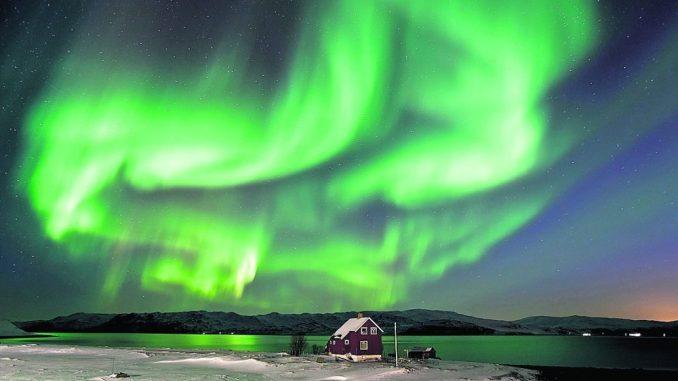 beobachten? Dann ab zum Nordkap. (Foto: PR)