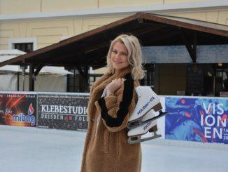 Valentina Pahde ist in Dresden zu sehen. Foto: Thessa Wolf