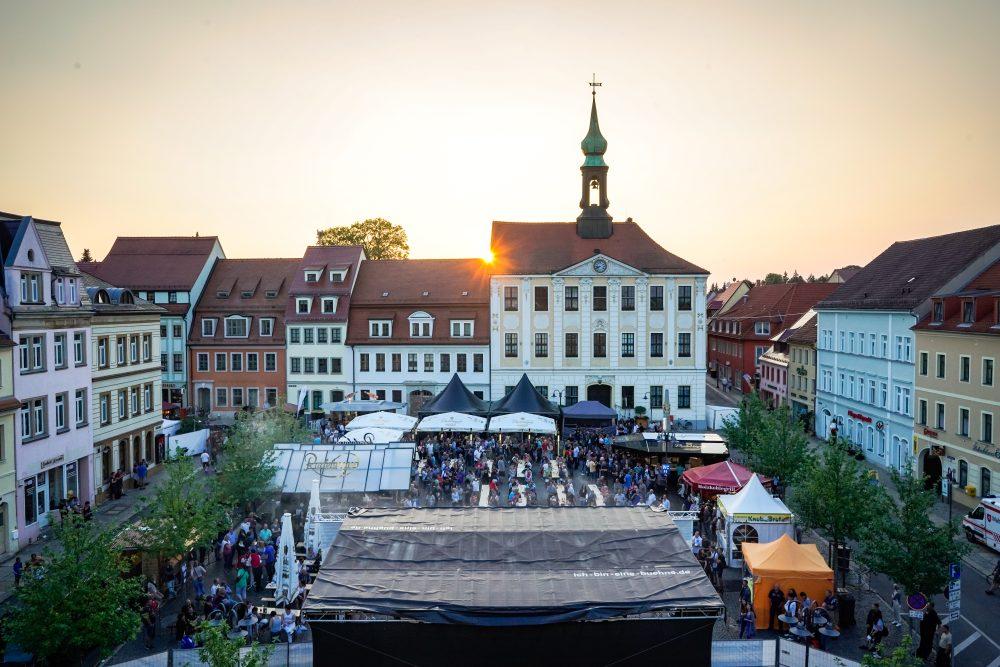 Zeit für ein kühles Bier: Radeberger Bierstadtfest steht vor der Tür