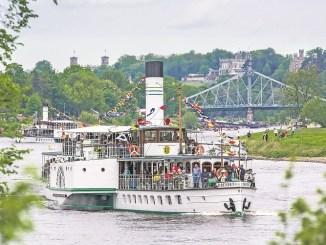 Dampfschifffahrt