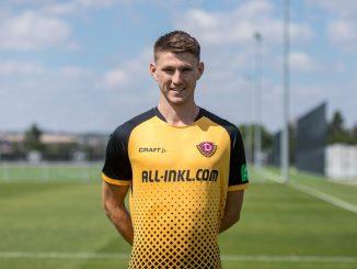 Robin Becker Dynamo Dresden