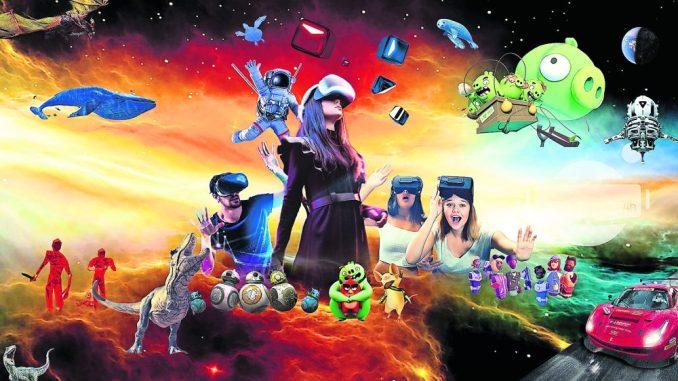Ein umfangreiches Angebot an Action-, Sport-, Bildungs- und Escape-Spielen für jedes Alter bietet 7th. Das Unternehmen betreibt Sachsens größte Virtual-Reality-Erlebniswelt. Grafik PR