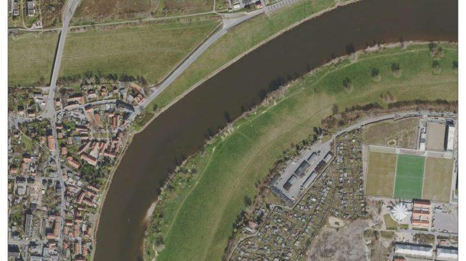 Neue Luftbilder von Dresden abrufbar