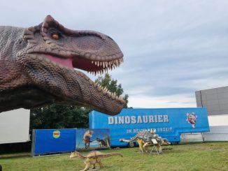 Gewinnspiel: Messe wird zum Jurassic Park