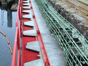 Sheet Pile Capping Dawson Engineering