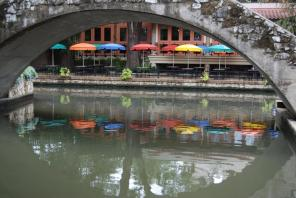A View of the Riverwalk