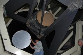 """107"""" Telescope"""