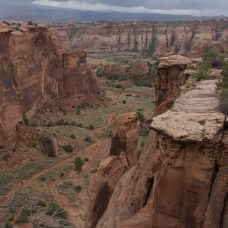 Valley at Gemini Bridges