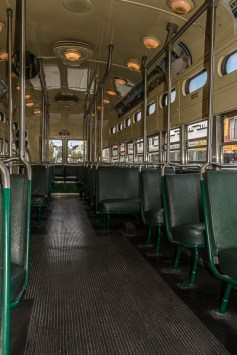 Inside Trolley