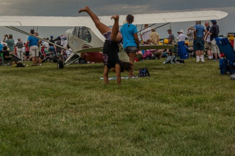 Headstands for joy!