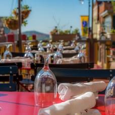 Dining on Park City Main Street