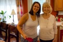 Priscilla and Mom