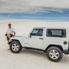 August - White Sands National Monument