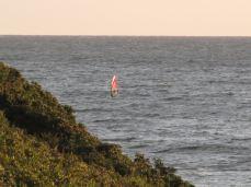 En surfer uden surfbræt?