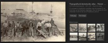 Her ses kilden til billede af arbejderne med bører af træ
